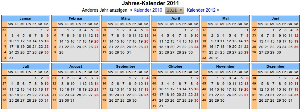 Download a 12 sided calendar  Universitetet i Bergen